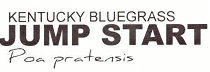 Jump  Start Kentucky bluegrass logo